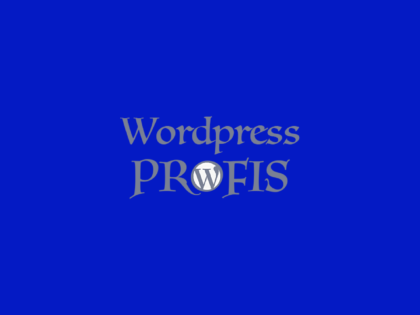 WordPressProfis