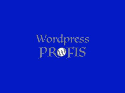 WordPressProfis